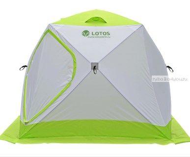 Купить Палатка зимняя Лотос Куб Классик А8