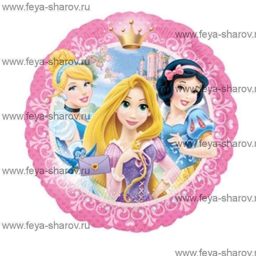 Принцессы Disney 46 см