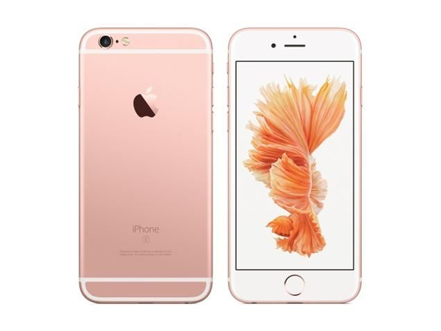 Apple iPhone 6S 16GB розовый
