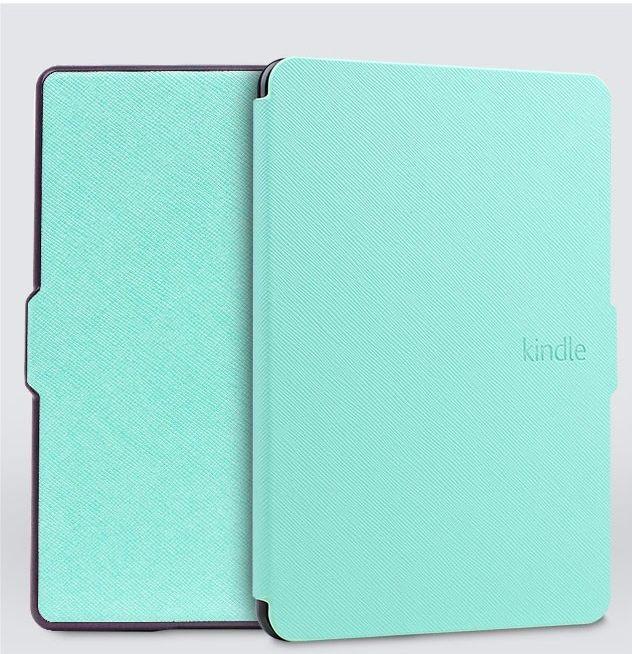 Чехол-обложка Texture для Amazon Kindle Paperwhite (Мятный)