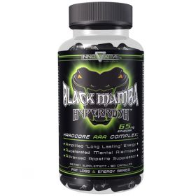 Black Mamba Hyperrush от Innovative Laboratories, 90 caps