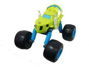 Большая игрушечная Машинка Зег , 15 см. (Вспыш и чудо машинки)