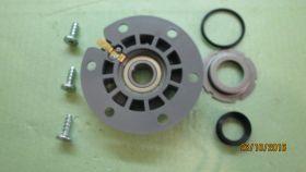 Блок подшипников (суппорт) бака для стиральной машины Whirlpool вертикалка (481231018578) Cod 084