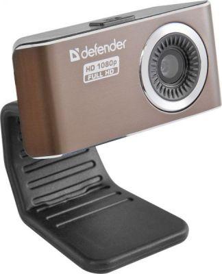 Веб-камера G-lens 2693 FullHD 1080p, 2МП, стеклянная линза