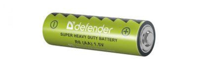 Акция!!! Батарейка солевая R6-4B AA, в блистере 4 шт