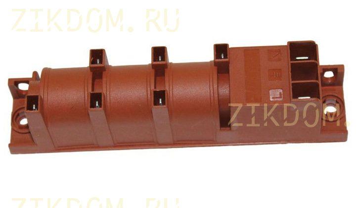 Блок электророзжига 6 свечей универсальный WAC-6A