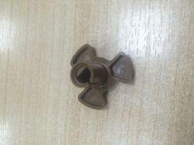 СВЧ_Привод тарелки универсальный  H=21mm, T=5mm, D=34mm