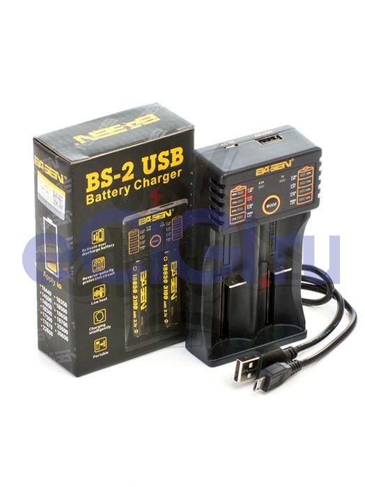 Basen B21 USB 18650 Зарядное Устройство