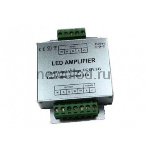 RGB-усилитель 24А 12/24V  288/576W
