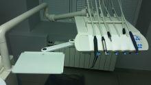Столик инструментальный DS-Tab-Vip-2  для Sirona C8+