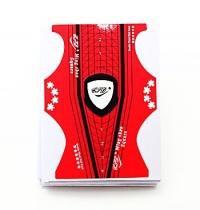 Формы стилеты для моделирования ногтей бумажные уп/25шт MingShan