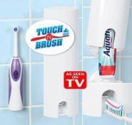 Дозатор зубной пасты Touch N Brush (Тач-н-Браш)