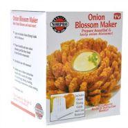 Приспособление Onion Blossom Maker для приготовления закусок из овощей и фруктов