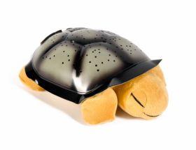 Музыкальный ночник - проектор Черепаха, цвет Хаки