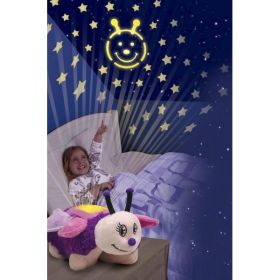 Ночник-проектор Dream Lites Сказочный зверь Бабочка
