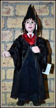 Чешская портретная кукла-марионетка Гарри Поттер - Harry Potter (Чехия, Praha, Hand Made, авторы  Ивета и Павел Новотные)