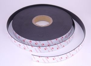 Магнитная лента с клеевым слоем, тип А, ширина 12,7 мм, клеевая основа 3M Electronics, длина 5 метров