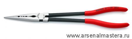 Плоскогубцы монтажные с поперечным профилем KNIPEX 28 71 280 KN-2871280