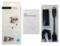 Беспроводной WiFi HDMI адаптер с поддержкой DLNA, Miracast, AirPlay