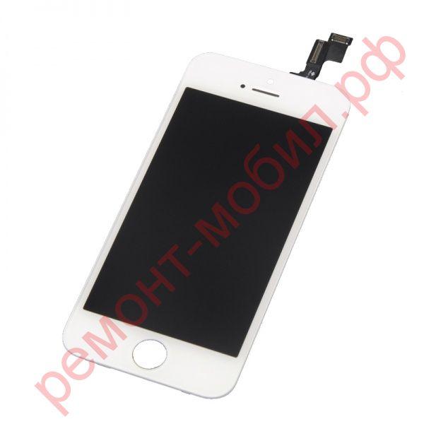 Дисплей для iPhone 5s ( A1453 / A1457 / A1518 / A1528 / A1530 / A1533 ) / iPhone Se ( A1662 / A1723 / A1724 ) в сборе с тачскрином