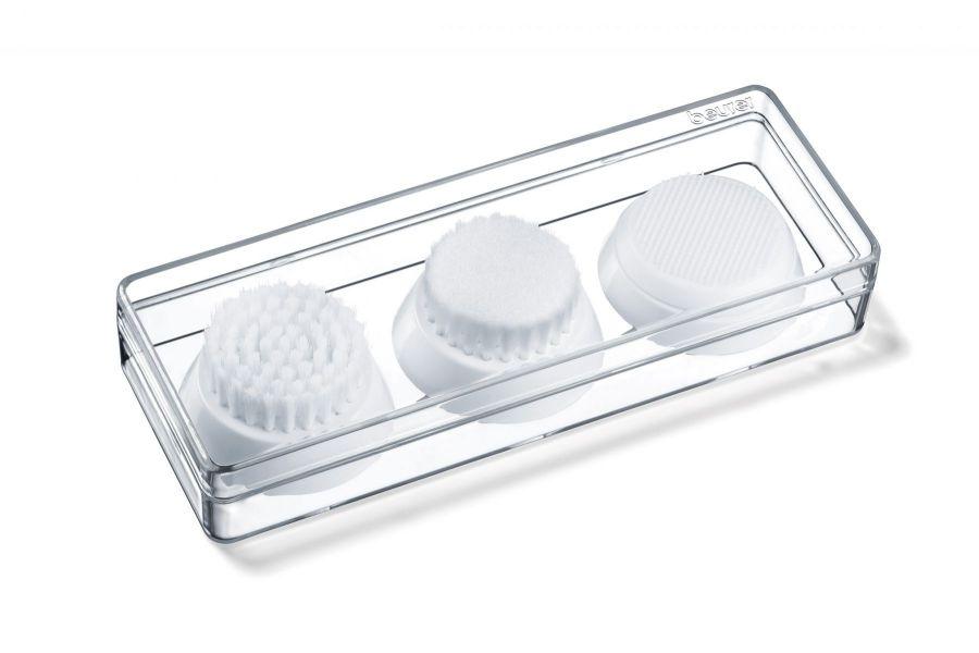 Аксессуар Beurer 163285 (набор насадок к щетке для лица FCE60 в коробке  для хранения)