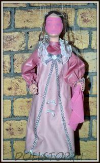 Чешская кукла-марионетка Золушка - Принцесса - Popelka princezna (Чехия, Praha, Hand Made, авторы  Ивета и Павел Новотные)