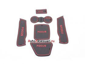 Коврики для отсеков салона Ford Focus 2009-2011