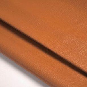 Кожзам для кукольных ботиночек - коричневый, 25*20 см