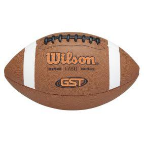Мяч для американского футбола Wilson GST Composite