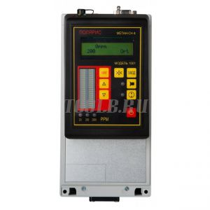 «ПОЛЯРИС» (модель 1001 «Метан-СН4») - портативный газоанализатор