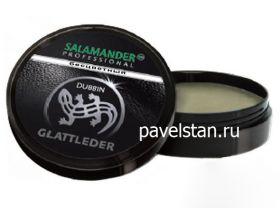 """SALAMANDER PROFESSIONAL  Жир для кожи """"Dubbin"""" бесцветный 100мл."""