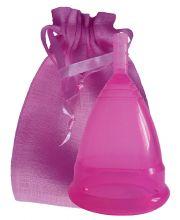 Менструальная чаша CupLee в мешочке, размер S