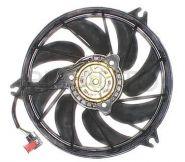 Вентилятор охлаждения Ситроен с3