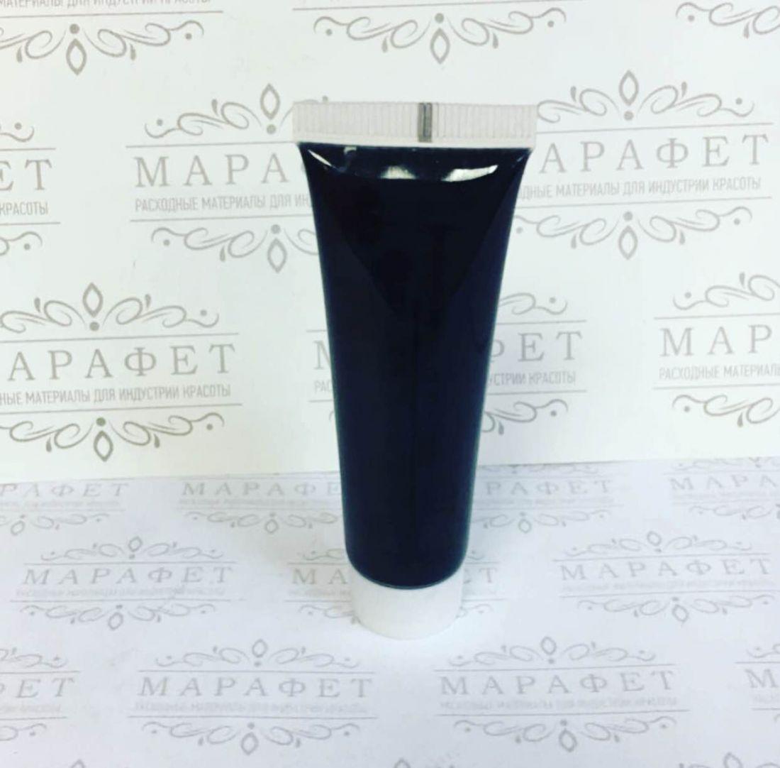 Краска акриловая на водной основе 22мл (черная)
