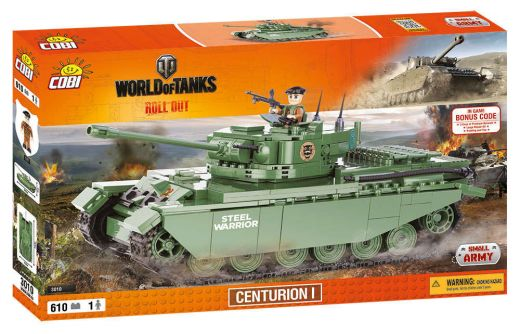 КОБИ World of Tanks - Танк Centurion I COBI-3010