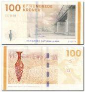 Дания 100 крон