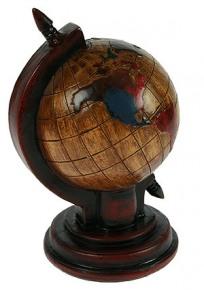 Копилка Ретро-глобус