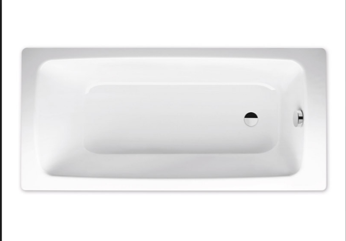 Ванна стальная Kaldewei Cayono 749 170x70, покрытие easy-clean, anti slip