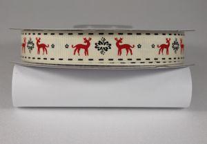 `Лента хлопковая с рисунком, ширина 16 мм, Арт. Р-ХЛР-CP1028