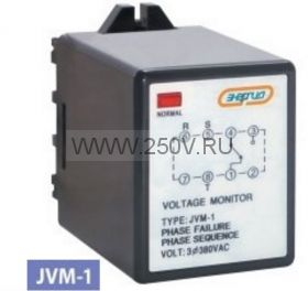 Реле обрыва фаз JVM-1