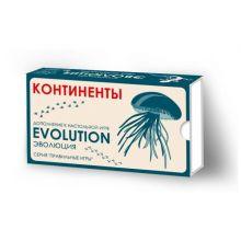 Настольная игра Эволюция (континенты)