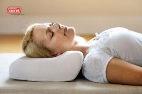 Ортопедическая подушка Sissel Soft c эффектом памяти.