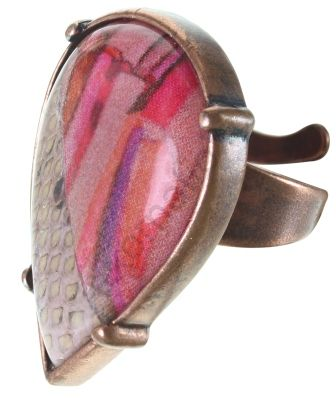Кольцо Franck-Herval 1361172. Коллекция Thalia
