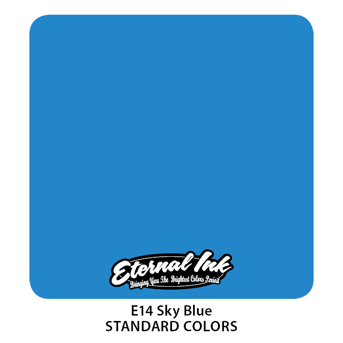 Eternal Sky Blue