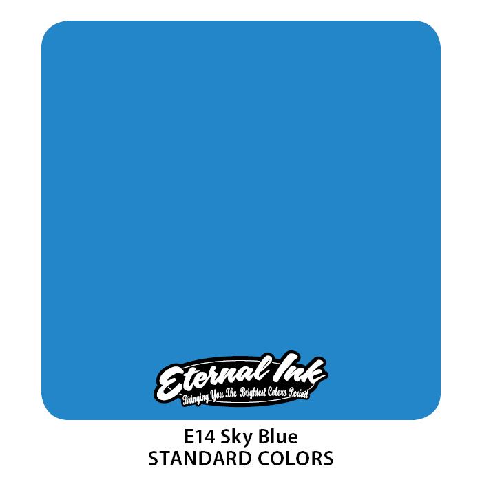 Eternal Sky Blue