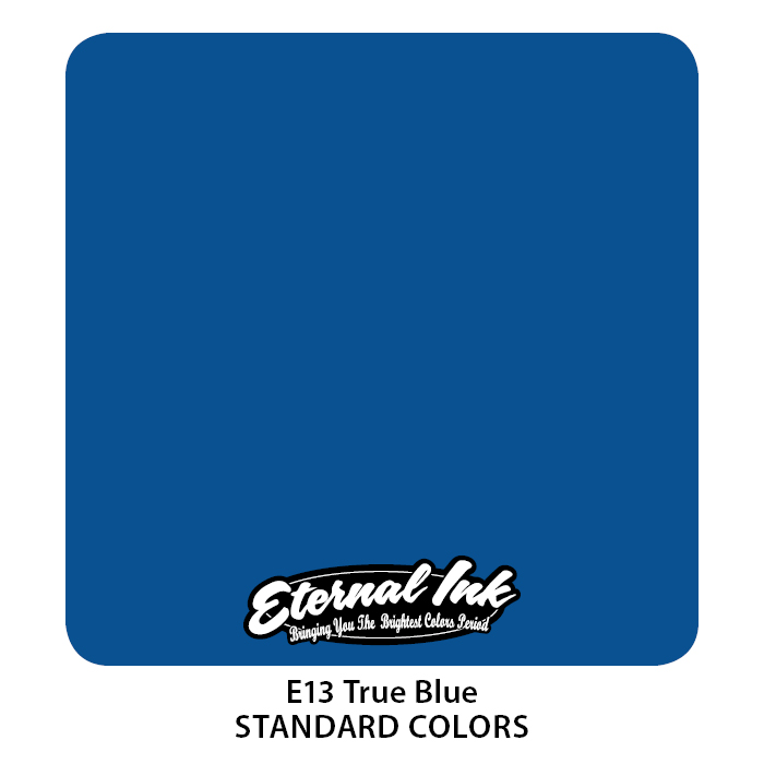 Eternal True Blue