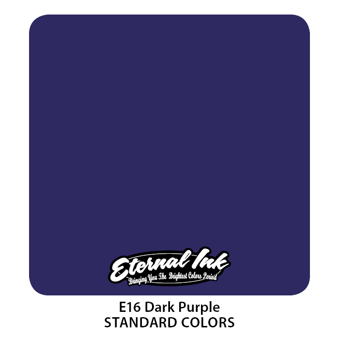 Eternal Dark Purple
