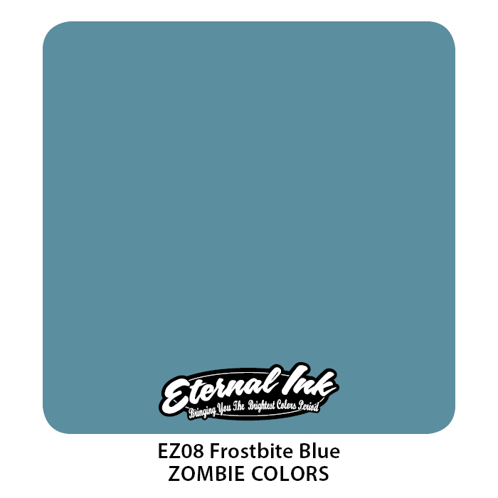 SALE Eternal Frost Bite Blue