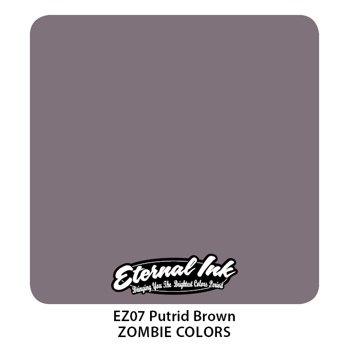Eternal Putrid Brown