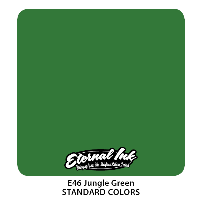 Eternal Jungle Green